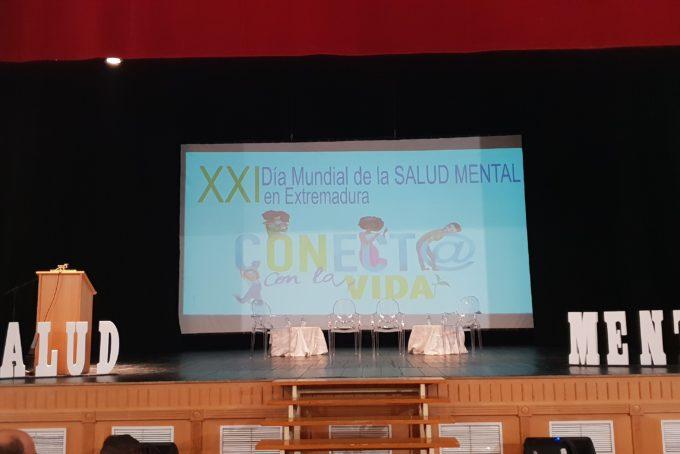 XXI Día Mundial de la Salud Mental en Extremadura
